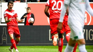 Werder spielt nicht so wie im Pokal
