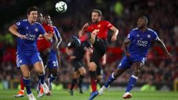 United und Leicester eröffnen die Saison