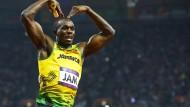 Wie Usain Bolt – nur unter 9,3 Sekunden