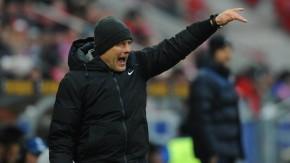 Dirigent ohne Durchschlagskraft: Freiburgs Trainer Christian Streich