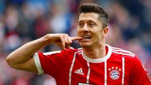 Lewandowski will die Bayern sofort verlassen