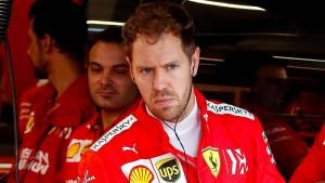 Maulkorb für Vettel und Leclerc