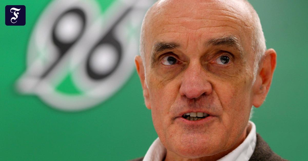Fußball-Bundesliga: Präsident Kind darf Hannover 96 nicht übernehmen