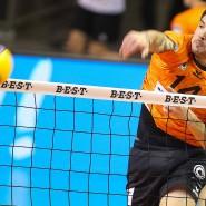 Das Beste ist gerade gut genug: Berlins Volleyballteam sucht neue Herausforderung.