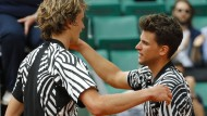 Zverev verliert das Duell der Nachwuchshoffnungen