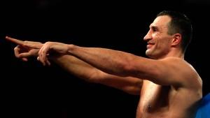 Herausforderer stichelt gegen Klitschko