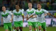 Wolfsburg schnappt Bayern den Supercup weg