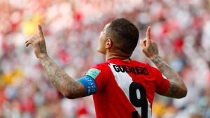 Peru fliegt als Sieger nach Hause