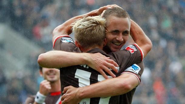 FCK verliert - St. Pauli zieht vorbei