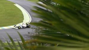 Buttons Bremsweg zum Weltmeister-Titel