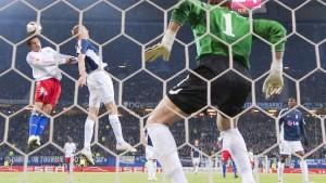 HSV mit viel Ballbesitz, aber wenig Ideen