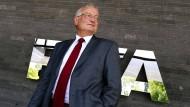 Kritik an der Fifa: Hans-Joachim Eckert