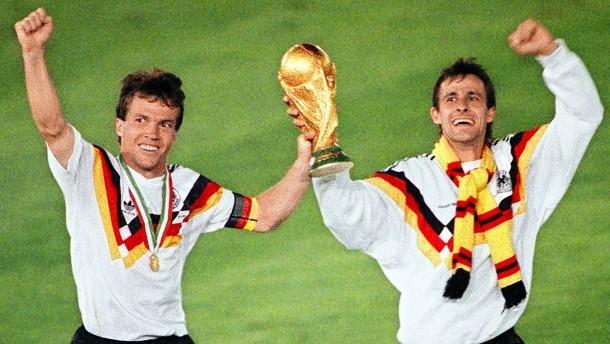 An Ostern wird Deutschland drei Mal Weltmeister