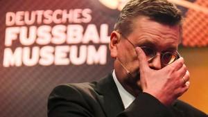 """""""Beim DFB wird gerne zu lange rumgeeiert"""""""