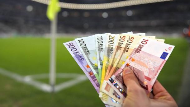 Der Profifußball feilscht um die Milliarden