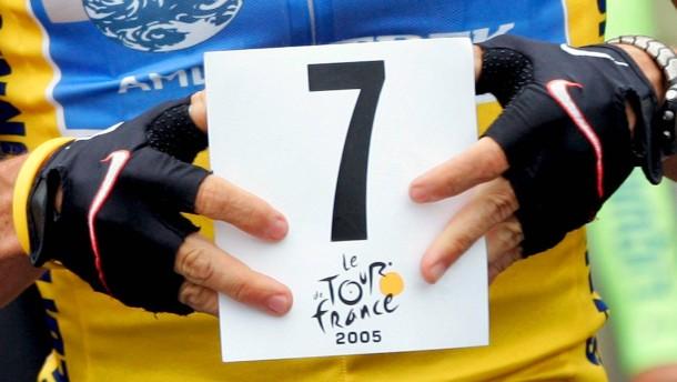 Der Amerikaner verliert alle seine sieben Titel bei der Tour de France