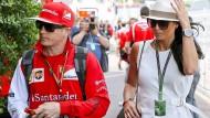 Räikkönen bleibt bei Ferrari
