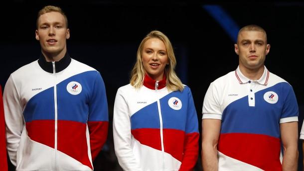 Tschaikowski statt Nationalhymne