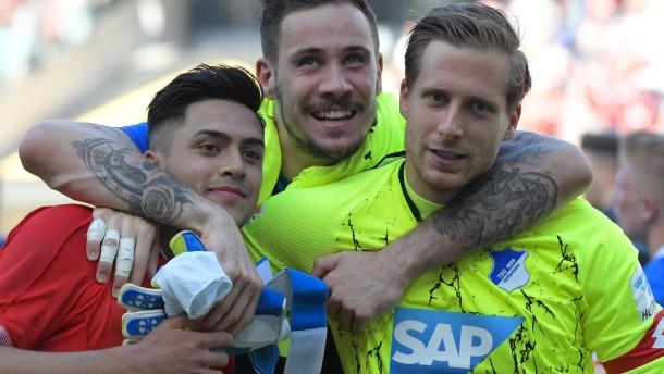 Hoffenheim verliert und jubelt