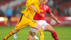 Cottbus trotzt Augsburg ein 1:1 ab
