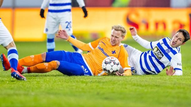 Bittere Niederlage für Darmstadt