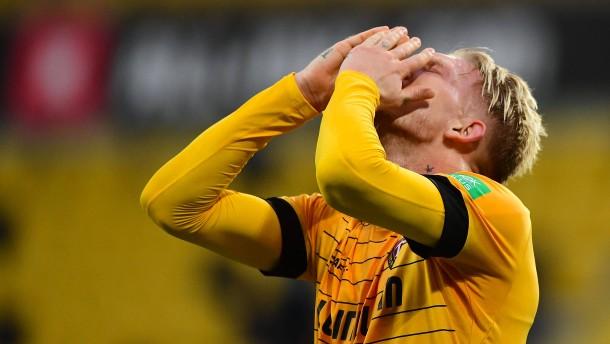Dresden verpasst den nächsten Sieg