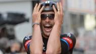 Ein guter Werbeträger für Alpecin:  John Degenkolb gewann Mailand – San Remo