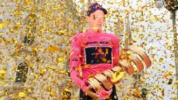 Giro-Sieger Hart und die neue Strategie des Teams Ineos