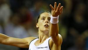 Kerber gewinnt, Petkovic verliert