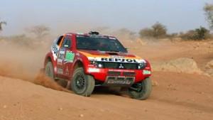 Alphand sorgt für spannende Dakar-Schlussphase