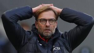 Blamage für Klopp mit Liverpool
