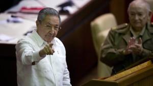 Castro geht Annäherung nicht weit genug