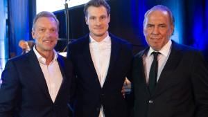 Marcell Jansen ist neuer HSV-Präsident