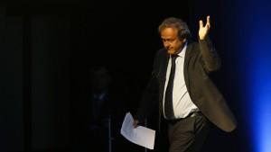 Geheimzahlungen der Uefa an Platini