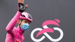 Chaos-Tag beim Giro d'Italia