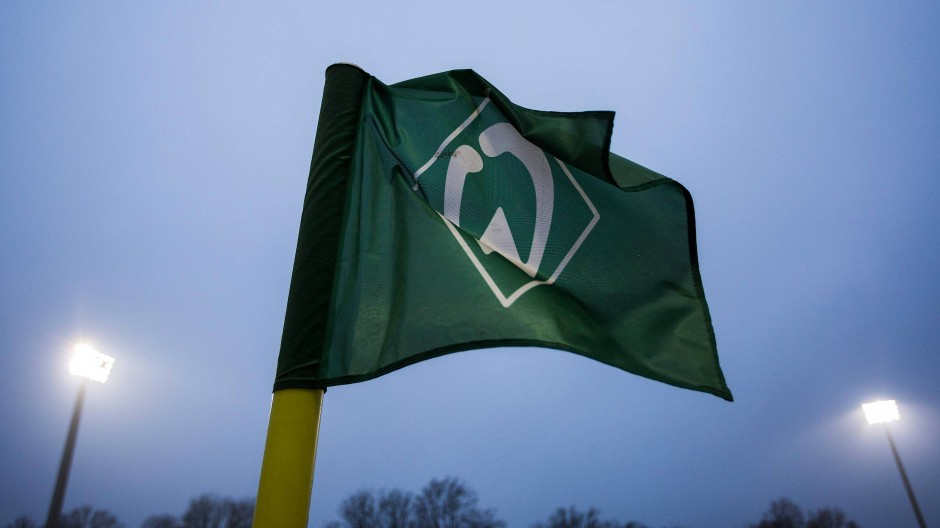 Stürmische Zeiten: Werder Bremens Finanzlage ist angespannt.