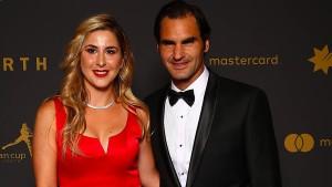 Federer verzückt ganz Australien