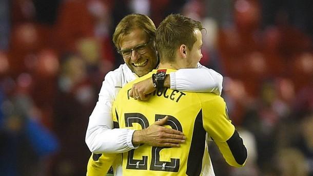 Klopp bringt Liverpool das Kämpfen bei