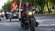 Moskau kritisiert Berlin wegen Einreiseverbot für Nachtwölfe