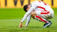 Ellyes Skhiri und der 1. FC Köln sind tief drin im Bundesliga-Schlamassel.