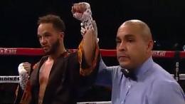 Transgender-Boxer gewinnt ersten Profikampf
