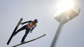 Bei Landung Sieg: Gregor Schlierenzauer gewinnt die Vierschanzentournee