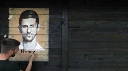 Djokovic spendet für Kampf gegen Corona