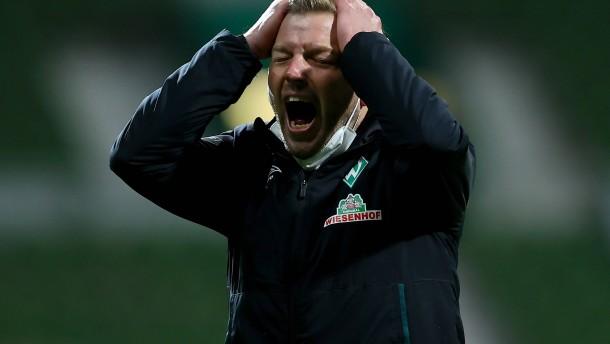 Warum Kohfeldts Stern bei Werder Bremen sinkt