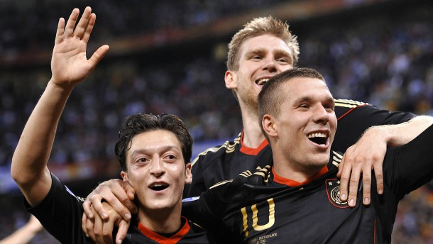 Das neue globale Schönheitsideal des Fußballs