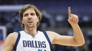 Nowitzki und Dallas nehmen LA auseinander