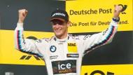 Darf endlich jubeln: BMW-Pilot Wittmann