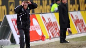 Wolfsburger Krise hält an