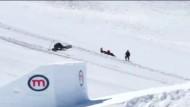 Snowboarder gelingt Vierfach-Salto mit fünffacher Schraube