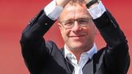 Das war's in Leipzig: Ralf Rangnick widmet sich einer neuen Aufgabe.